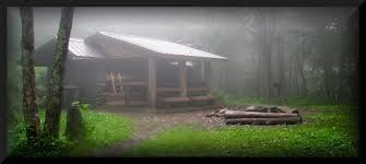 Russell Field Shelter: Smoky Mountains National Park