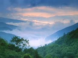 Smoky Mountains in Summer